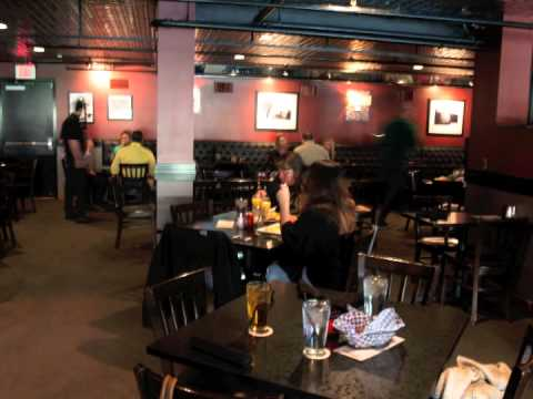 Americana restaurant lounge youtube for Americana cuisine