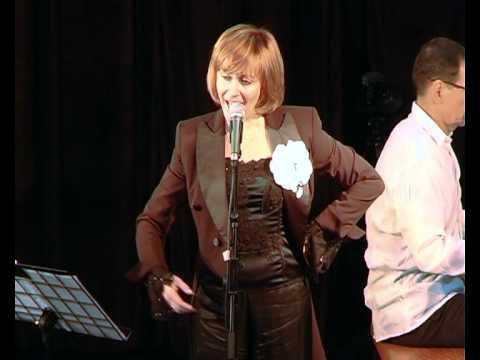"""Лариса Брохман. Песня """"Танго для умных женщин""""."""