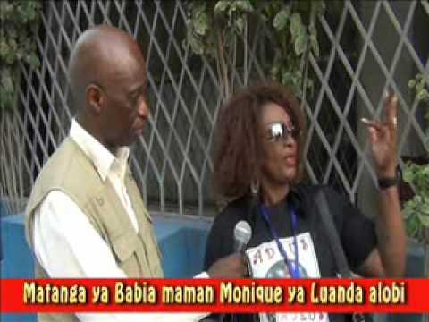 Matanga ya Babia Maman Monique ya Luanda chez les Amis de Wetchi