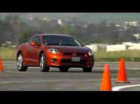 Larry Mitsubishi Eclipse GT Video