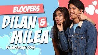 Download lagu Bloopers Dilan Milea - Lebih Romantis, Gemesin & Bikin gratis