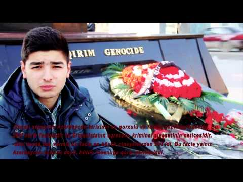 I'm From Khojaly! video
