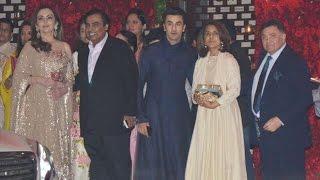 Ambani's Grand Party Inside House Antilla In Mumbai - Ranbir Kapoor,Hrithik Roshan,Jacqueline