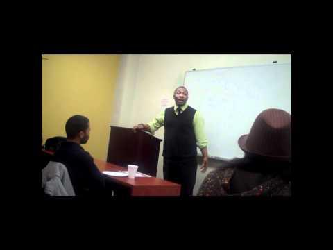 Motivational Speaker: Sherman Browne Speaks on