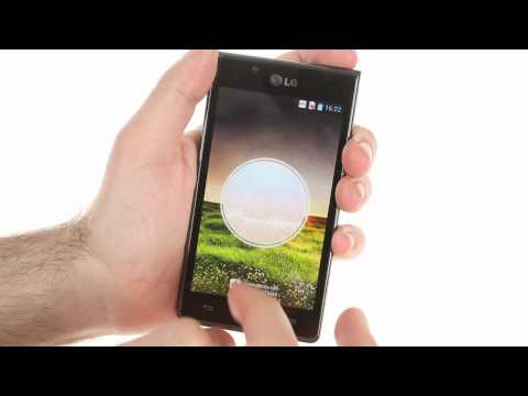 LG Optimus L7 hands-on