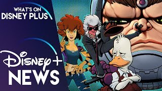 Multiple Marvel Animated Series Coming Soon To Hulu Including Howard The Duck