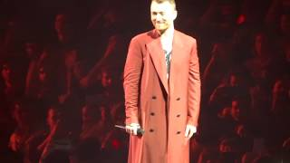Stay with Me - Sam Smith - The Thrill of It All tour - Mexico
