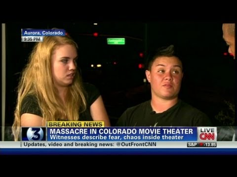 Colorado shooting witness says:  