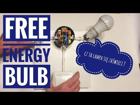 Perpetuum Mobile? Jak To Może Działać? -  Free Energy Bulb