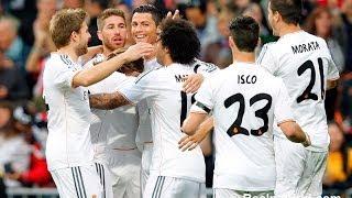 Real Madrid 4-0 Osasuna Goals & Highlights
