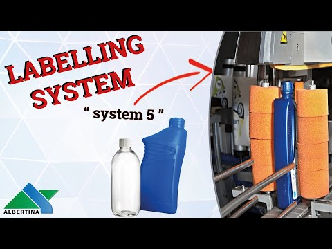Albertina - Labeller System HR