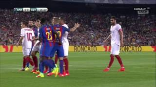 Spanish SuperCup 2016 2nd Leg: Barcelona vs Sevilla Full Match