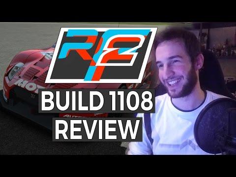 rFactor 2 Build 1108 Review - FREE Multiplayer! - Studio 397 Update rFactor 2 - Dec 2016