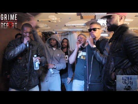 DJ Logan Sama - The 40 MC Grime Set (Final Show On Kiss Fm)