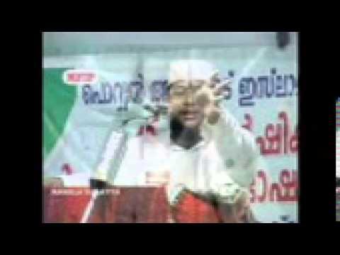 Am Noushad Baqavi New Year Prabhashanam In Anjangadi Kadappuram 31-12-12 Part 1 video