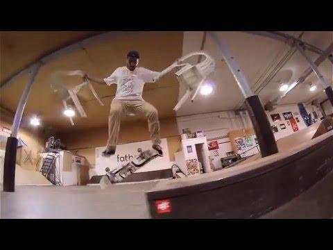 ULC Skateboards @ Puzzle Skateparc