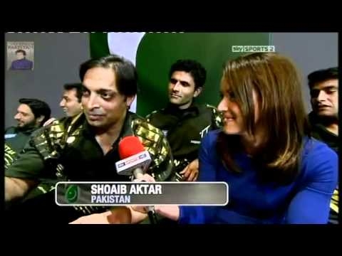 Shoaib Akhtar Is Real Hero For All Time Must See It Is 100% Orignal Uploaded By Zubair03476989786 video