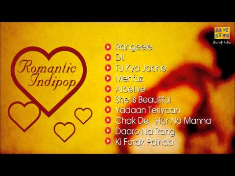 Romantic Indipop - Love Songs - Jukebox - Full Songs video