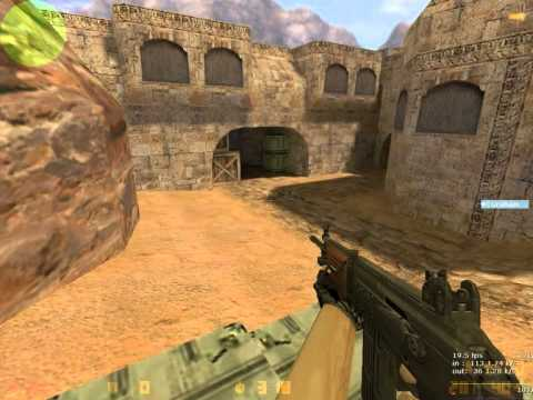 Voces en Español Argentino Counter-Strike 1.6