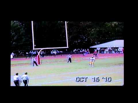 2010 Jefferson Township High School Varsity Football Game 7 Part 2