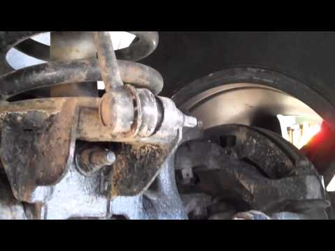 How to replace your Power Steering Gear Box!