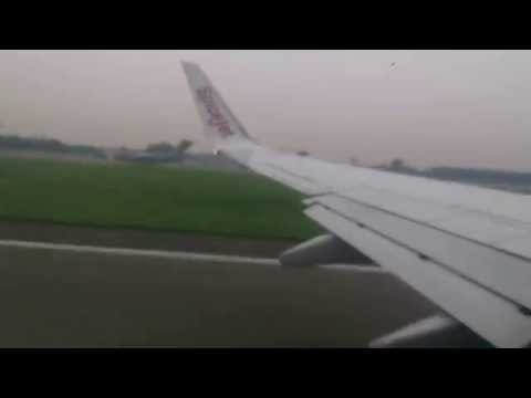 SpiceJet 141 Take-Off