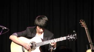 (Sungha Jung) Hazy Sunshine - Sungha Jung (Live)