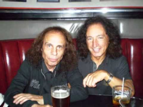 The Rods Feat Ronnie James Dio - The Code