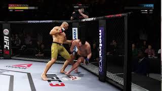 EA SPORTS™ UFC® 3 Body shots