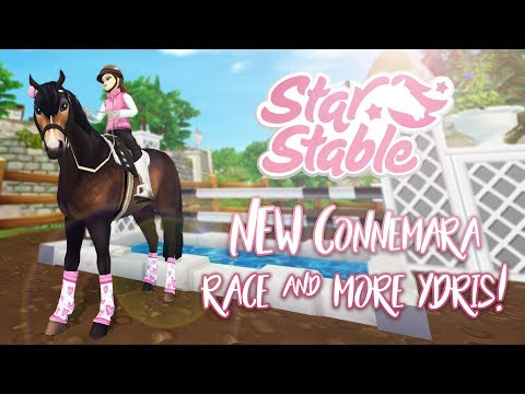 NEW Connemara race & more Ydris! | Star Stable Updates