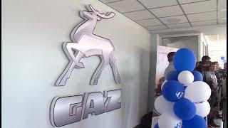 Interauto zastupnik GAZ-a za Srbiju
