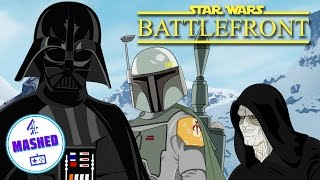 Game In 60 Seconds: Star Wars Battlefront