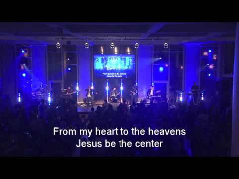 Jesus Be The Center - Sidney Mohede - Official Japanese Lyrics 公認日本語訳 video