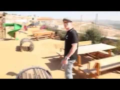 Australian visits Palestine