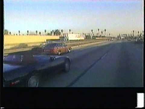 Sega Video Driver: California Chase VHS