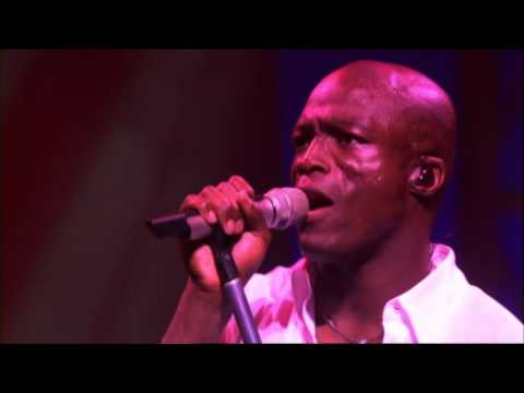 Seal - Bring It On Live In Paris