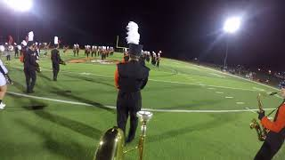 Kirksville High School Field Show GoPro 2017