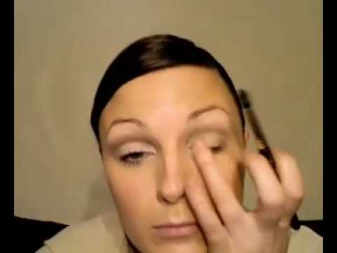 mod makeup tutorial. Twiggy inspired make-up tutorial.mp4