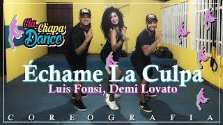 Download Lagu Luis Fonsi, Demi Lovato / Échame La Culpa / Coreografia / choreography Companhia Chapa Dance Gratis STAFABAND