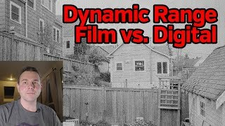 Film vs. Digital Dynamic Range test - FILM WINS!