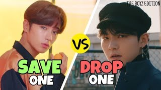SAVE ONE DROP ONE: THE BOYZ Edition [RANDOM VER.] | 더보이즈 Game
