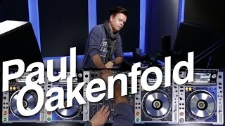 Paul Oakenfold Video - Paul Oakenfold - DJsounds Show 2014