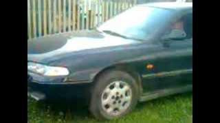Mazda 626 1993 2.5 v6.3gp