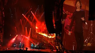 The Rolling Stones Video - The Rolling Stones - Sympathy For The Devil - live in Zurich June 1 2014