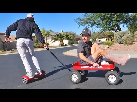 GREATEST HOVERBOARD FAIL EVER!
