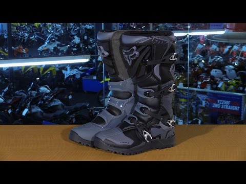 Fox Racing Comp 5 Offroad Motorcycle Boots Review