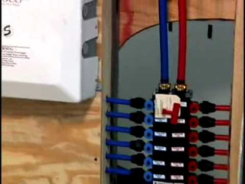 Pex Piping Introduction Youtube