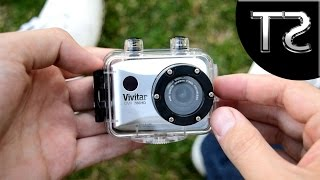 Is this $50 Camera Better than a GoPro? - Vivitar DVR914HD Action Camera Review