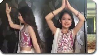 Harshali Malhotra Dances On Prem Ratan Dhan Payo Title Track