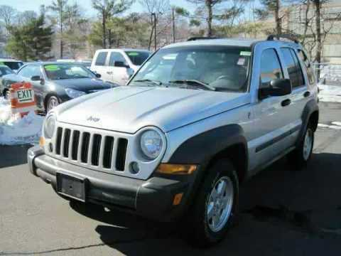 Westbury Jeep Residents May Save on this 2006 Jeep Liberty
